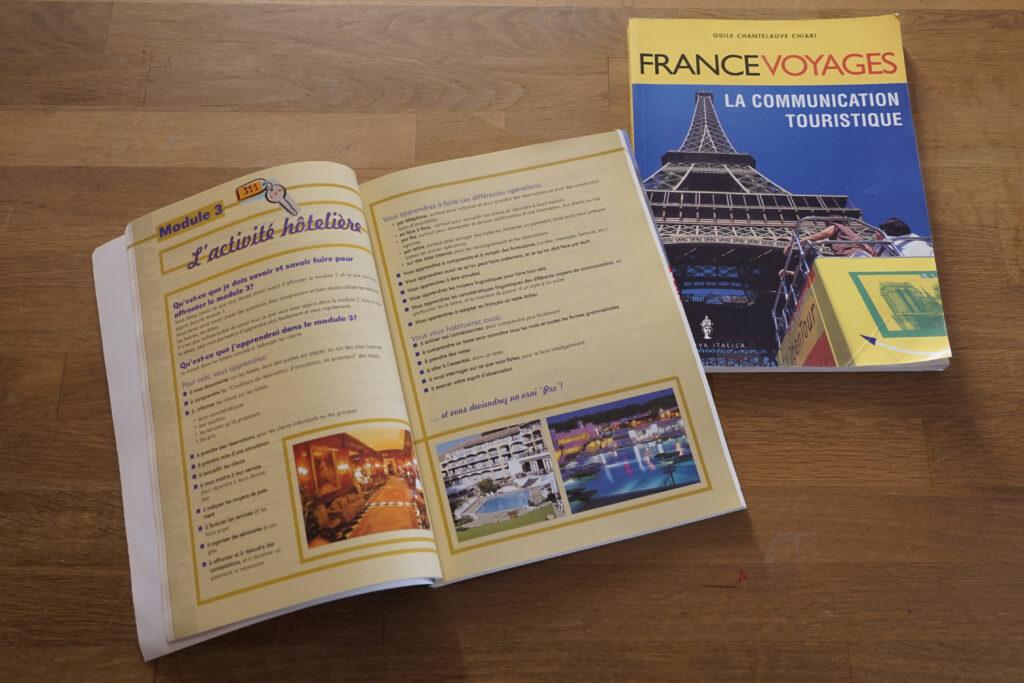 volumi di francese - progetto e impaginazione