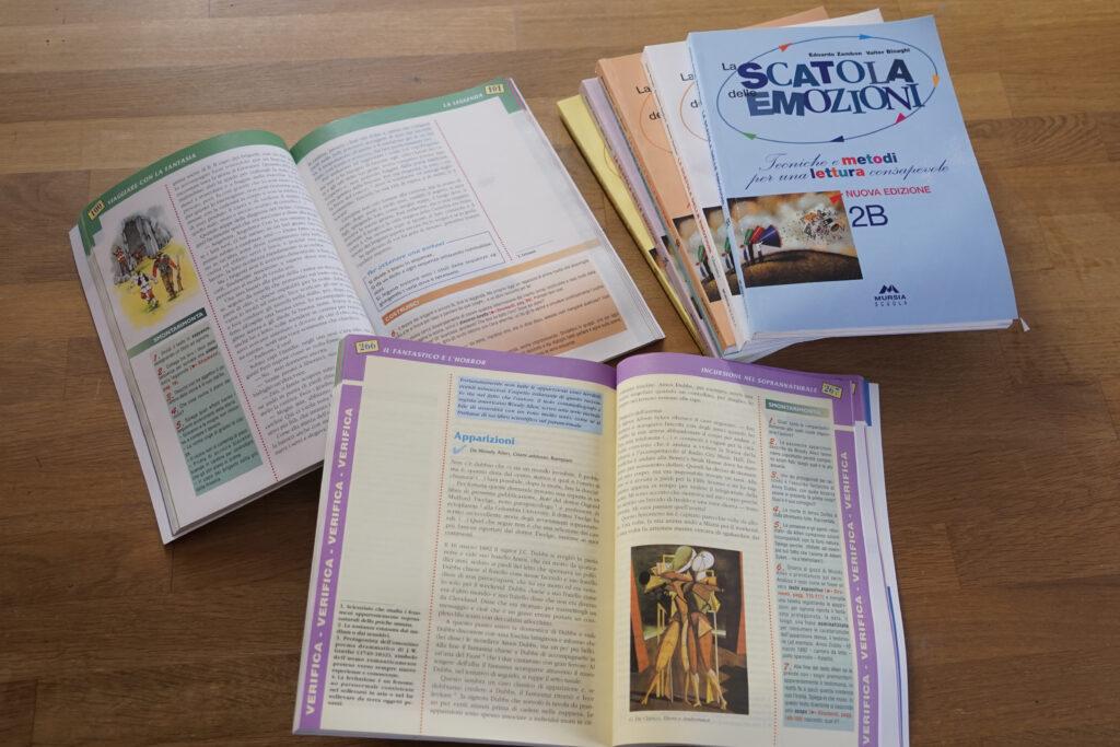 letteratura italiana - impaginazione