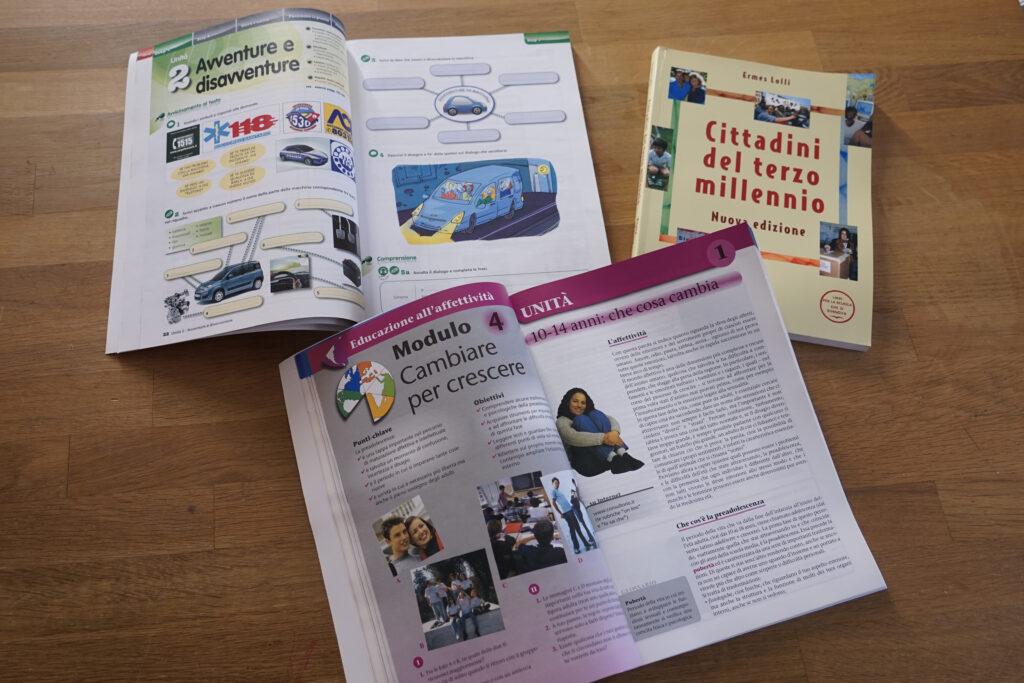 volumi di educazione civica