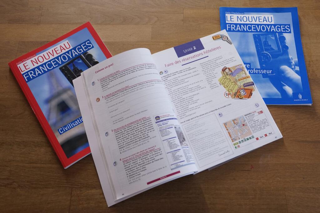 volumi di francese - impagnazione