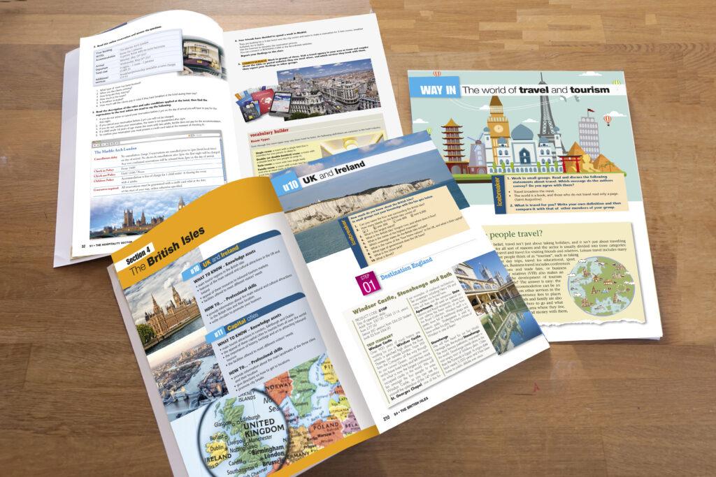 volumi di inglese turismo