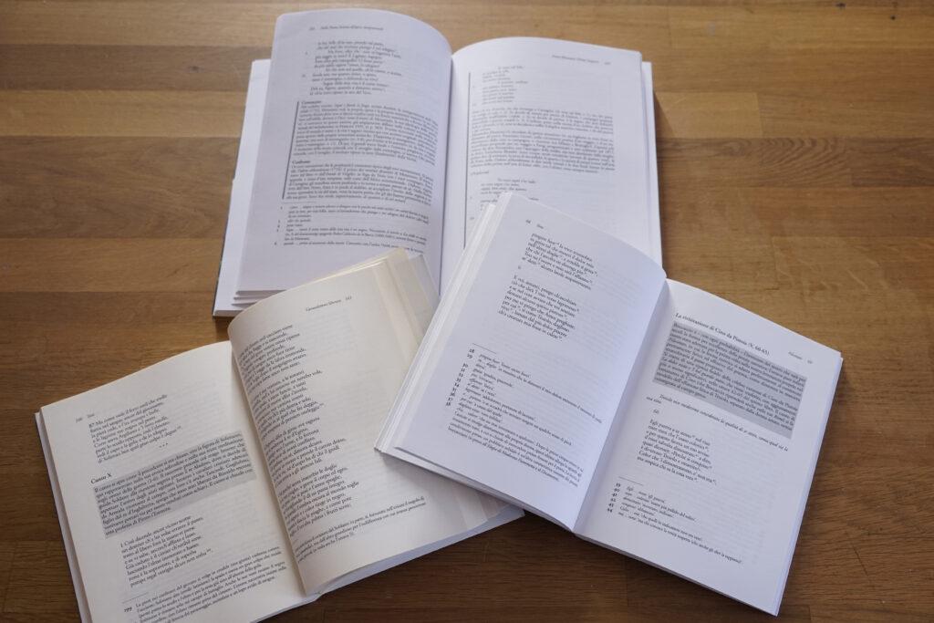 volumi universitari - impaginazione