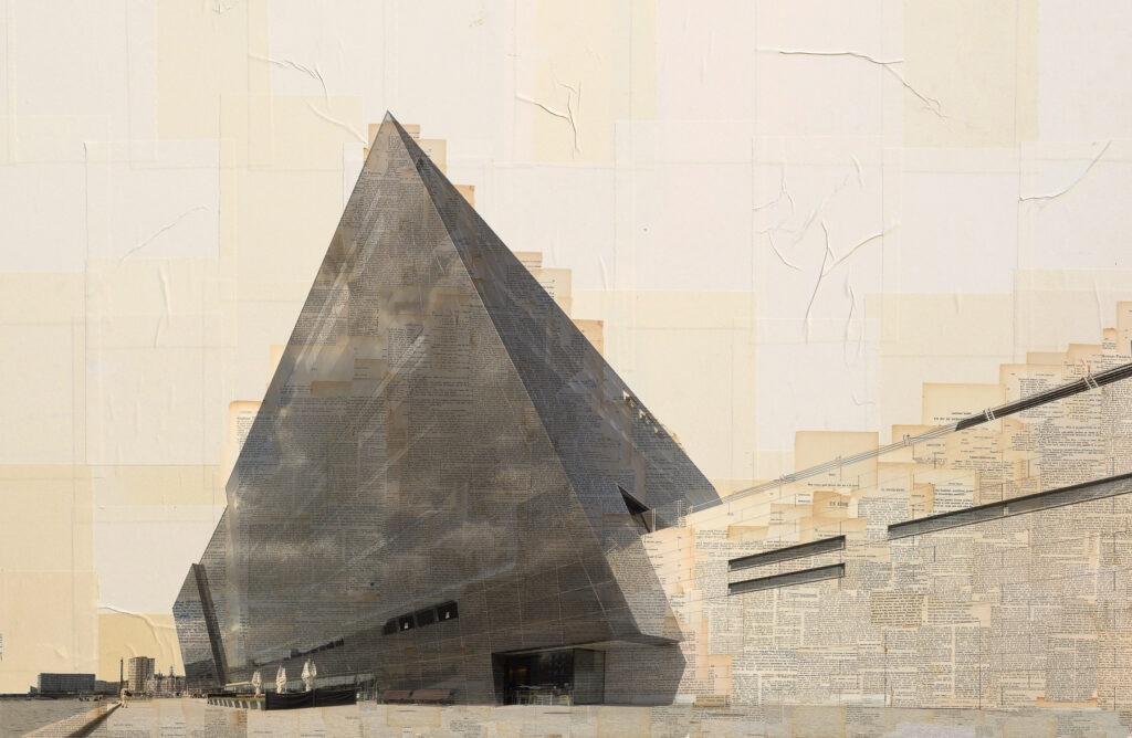 Copenghen, Blackdiamond, 100x130 cm