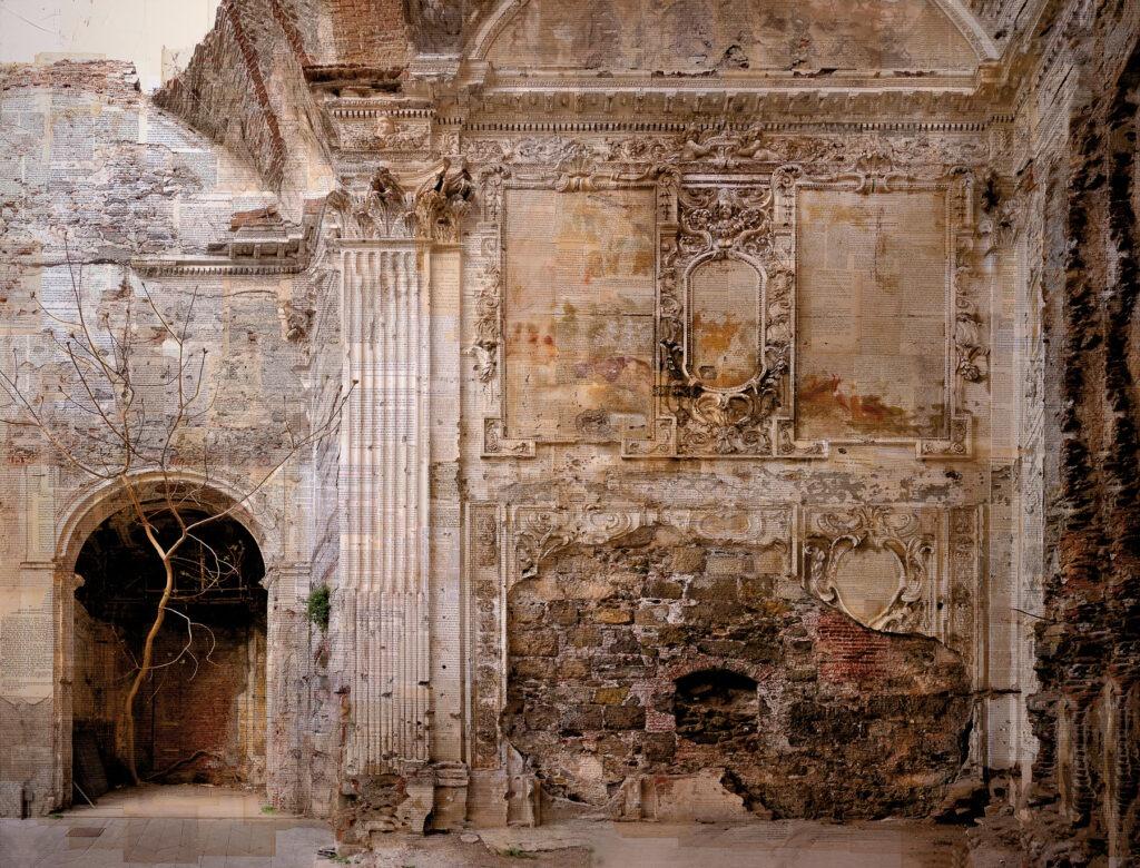 L'ultimo dei fedeli, 160x210 cm