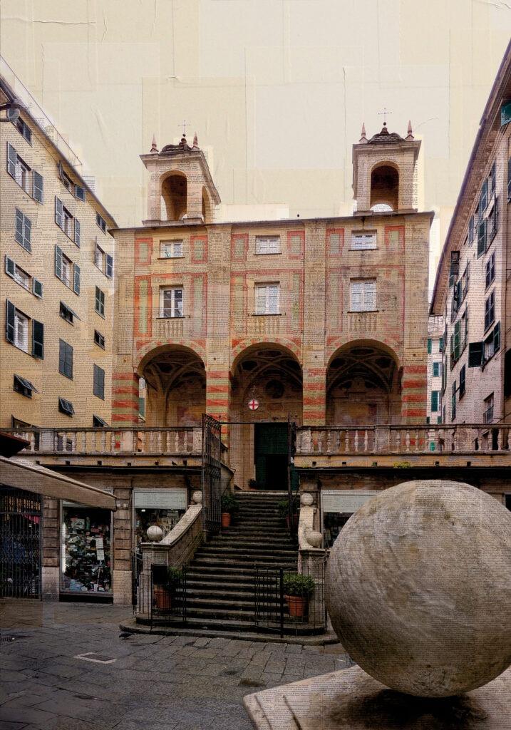 Nonostante le sfere francesi, 150x105 cm