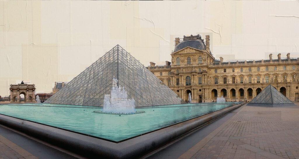 Parigi, Isola egizia, 80x150 cm, euro 3.680