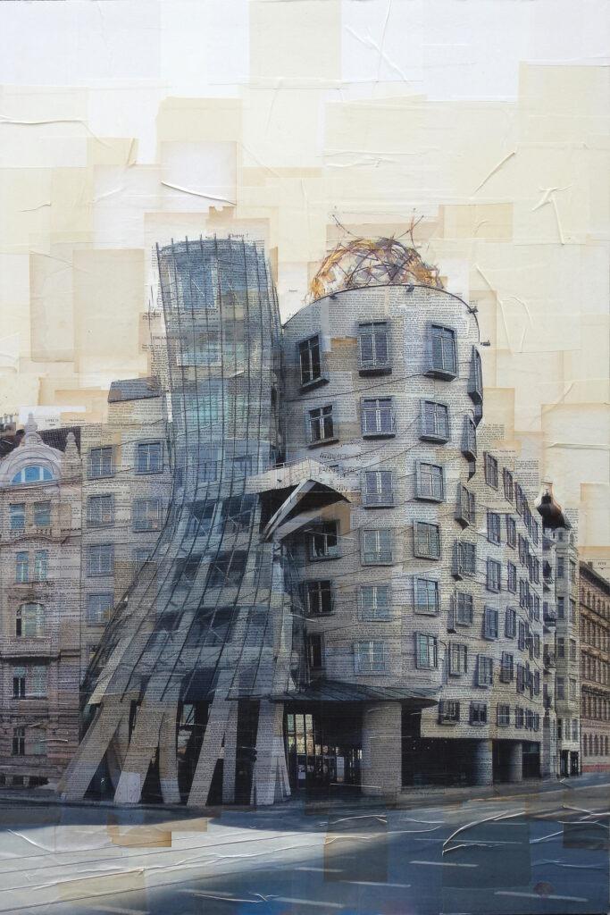 Praga, Ginger and Frred, 150x100 cm