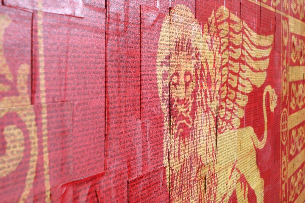 La Serenissima - dettaglio, 65x120 cm1