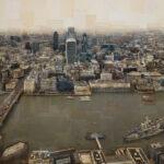 Londra, Gli emergenti II, 150x160 cm