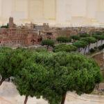 Roma, Fiume archeologico, 110x250 cm