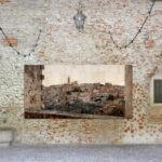 Matera, La nascita delle costellazioni, 100x200 cm