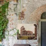 Roma, Corte Rustica