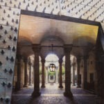 Genova, Dentro al forziere, 150x140 cm