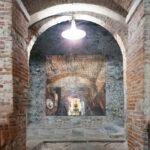 Venezia, La perla invidiosa, 100x100 cm. Cantinone.