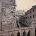 Venezia, Di antiche pene, 120x100 cm