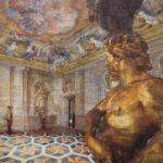 Genova, Il contemplatore di meraviglie, 140x150 cm