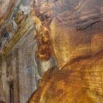 Genova, Il contemplatore di meraviglie, dettaglio