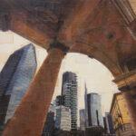 Milano, Parabole classiche per discepoli contemporanei, 120x120 cm