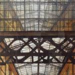 Genova, Tramaglio architettonico, 200x80 cm