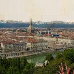 Torino, Regolatori di paesaggio, 100x200 cm