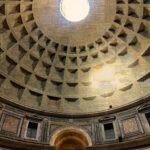 Roma, Il misuratore di orbite, 200x120 cm