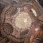 Roma, Il Sommo Architetto, 120x120 cm